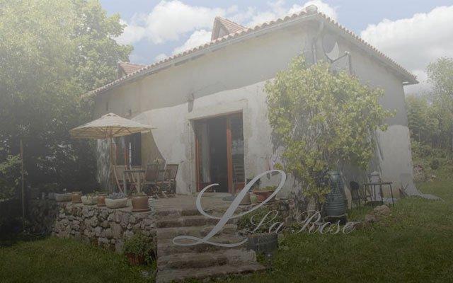 Vakantiehuis La Rose in de Dordogne